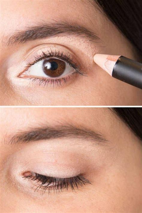 comment se maquiller les yeux quot no make up look quot avec un maquillage discret