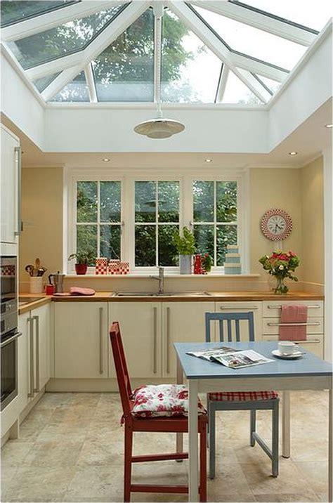 conservatory kitchen ideas  mobmasker