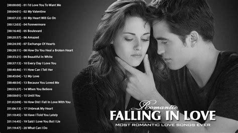 Best Romantic Songs Love Songs Playlist 2018 Great English ...