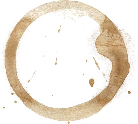 coffee stains 9 coffee stains set 2 png onlygfx com