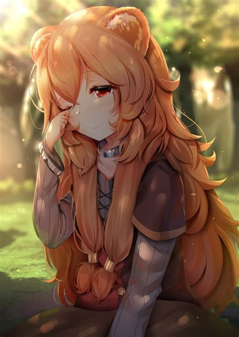 wallpaper tate  yuusha  nariagari raphtalia animal