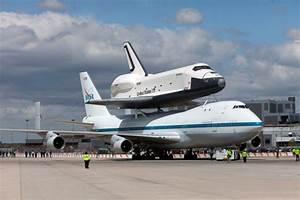 Space Shuttle Enterprise Arrives In NYC « CBS Connecticut