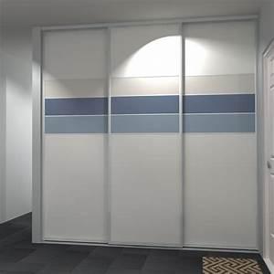 Porte Coulissante Placard Miroir : ides de porte de placard style atelier galerie dimages ~ Melissatoandfro.com Idées de Décoration