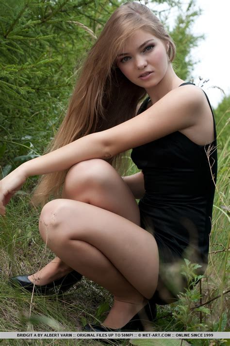 Bridgit A Nude In Insouciant Free Met Art Picture Gallery At Elitebabes