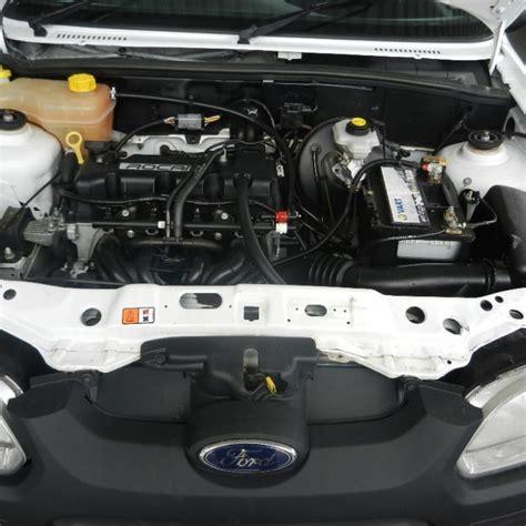 2010 ford bantam 1 3i rocam engine single cab canopy bakkie