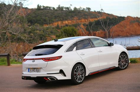kia proceed   gdi gt  review autocar