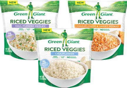 Vegetables Green Giant Cauliflower Rice