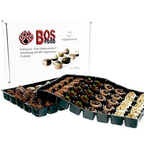 bos cuisine bos food exklusive pralinenmischung quot vier jahreszeiten