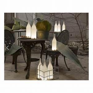 Lampe A Poser Sans Fil : lampe de table sans fil bacco karman ~ Teatrodelosmanantiales.com Idées de Décoration