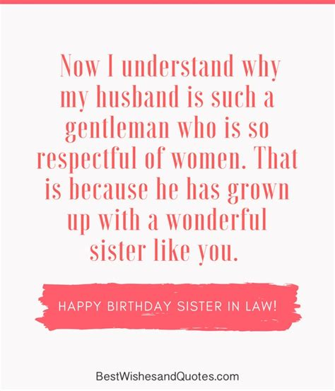 Happy Birthday Sister In Law Quotes Funny
