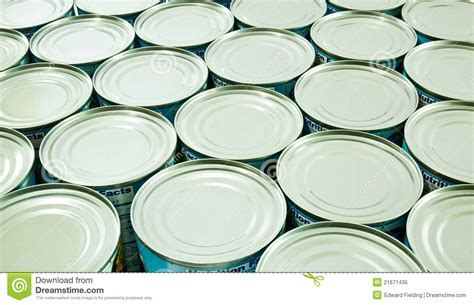 Canned Food Royalty Free Stock Photo   Image: 21671435