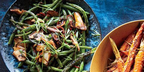 green beans  mushroom xo sauce recipe epicuriouscom