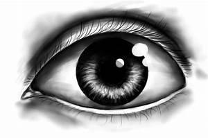 Images Of Eyes Black And White | www.pixshark.com - Images ...