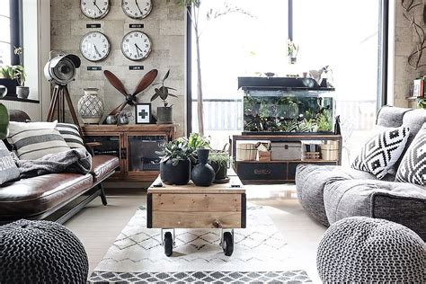 modern living room 20 monochromatic living rooms in white of personality Industrial