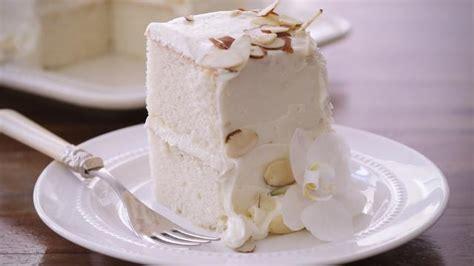 white almond wedding cake video allrecipescom