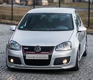 Volkswagen Golf V : front bumper spoiler for vw golf 5 mk5 gti jetta5 edt30 edition 30 abs plastic ebay ~ Melissatoandfro.com Idées de Décoration