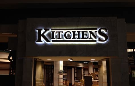 Kitchens Store, Coastland Center Mall, Naples, Fl  Signs. Rossetti Murals. Vijay Logo. Kaddhanya Stickers. Made Up Banners. Canvas Murals. Bethesda Murals. Dka Signs. Rainbow Unicorn Stickers