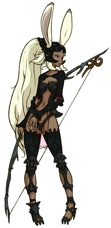 Drawing a blank start npc. Fran - Characters & Art - Final Fantasy XII: Revenant Wings