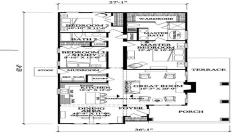 house plan for narrow lot craftsman house floor plans narrow lot craftsman house