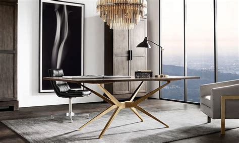 office view most fashionable home offices for cool telecommuters Luxury