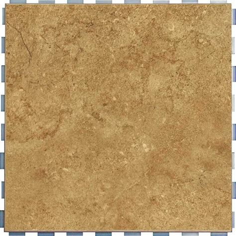 snap tile flooring lowes shop snapstone interlocking 5 pack mocha porcelain floor tile common 12 in x 12 in actual 12