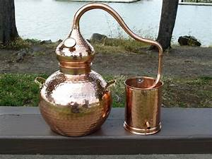 2 5 Gallon Copper Whiskey    Moonshine Still  Alembic