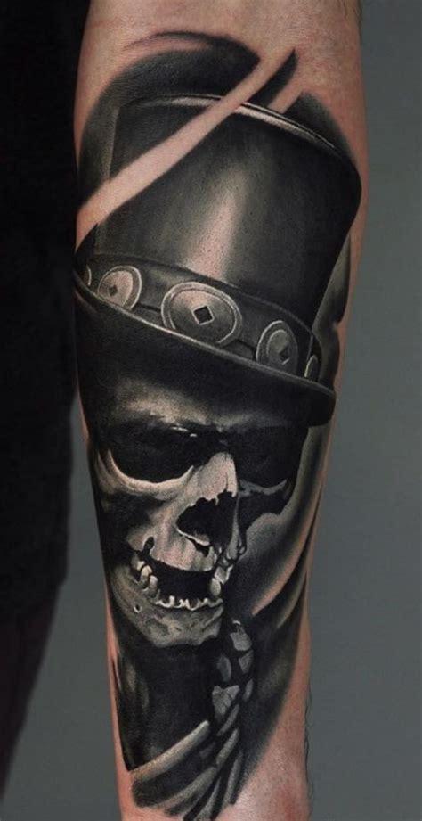 literally    skull tattoos  history page