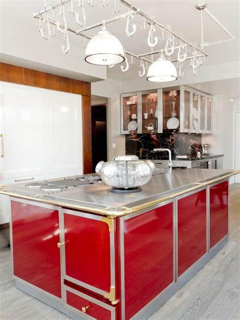 aluminum kitchen cabinets houzz