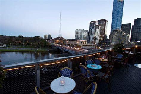 The Ten Best Rooftop Bars In Melbourne