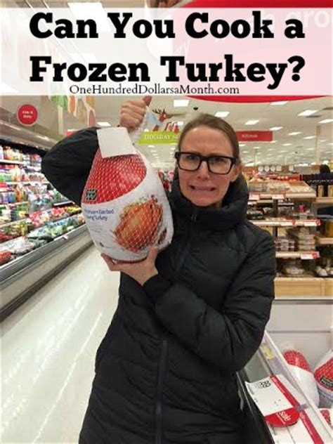 how can you freeze a turkey how to defrost a turkey quickly
