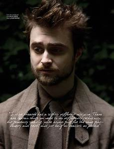 Daniel Radcliffe 'Coming Into His Own' For August Man Malaysia September Issue 2016 (Dozens Of ...  onerror=