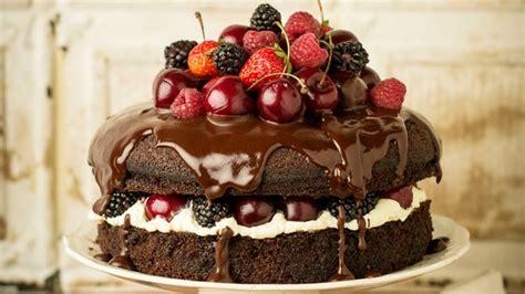 omg chocolate cakes recipes food network uk