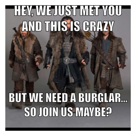 Hobbit Memes - lord of the rings the hobbit meme dorkus malorkus pinterest hobbit songs and signs