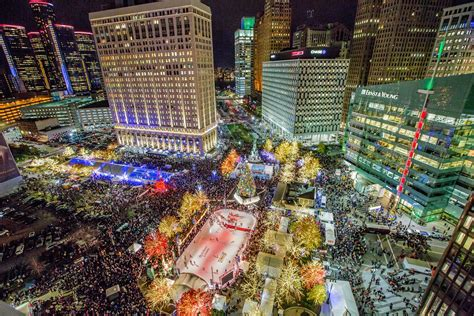 cus martius tree lighting 2017 light up your day at a metro detroit tree lighting