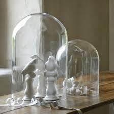 Cloche Verre Deco : cloche en verre pour une d co gourmande charlyd co ~ Teatrodelosmanantiales.com Idées de Décoration