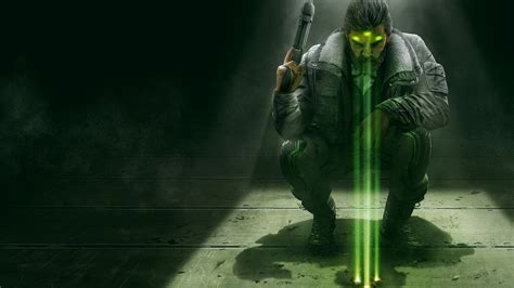 Heres How Splinter Cells Sam Fisher Plays In Rainbow Six