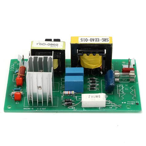 28khz ultrasonic cleaning transducer cleaner power driver board 220vac 100w