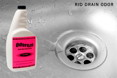 Bathroom Floor Drain Smells Like Sewage by Odoreze Drain Smell Deodorizer Spray Odor Eliminator