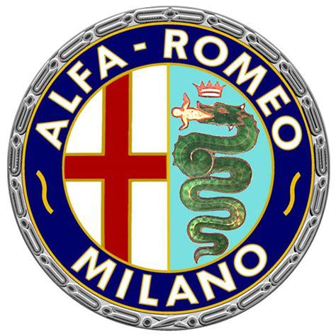 vintage alfa romeo logo de 15 beste autologo s mascottes en emblemen carroscarros