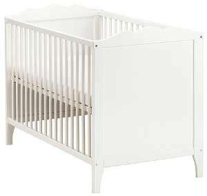 Ikea Kinderbett Umbauen by Ikea Kinderbett Hensvik In Wei 223 Bett Mit Matratze