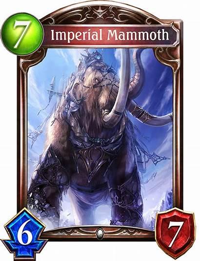 Mammoth Imperial Shadowverse Gamepedia
