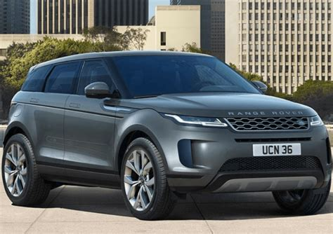 Land Rover Range Rover Evoque 2019 by Land Rover S New Range Rover Evoque 2019 Complete Leasing