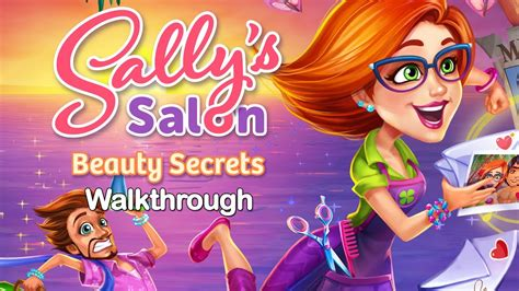 sallys salon beauty secrets level   hd youtube