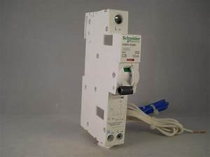 Schneider Rcbo 6 Amp 30ma Type C 6a Acti9 Ic60h Merlin