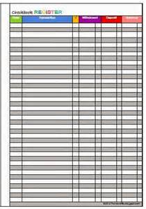 Free Printable Check Register Checkbook Size