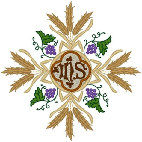 vintage ecclesiastical design  embroidery design
