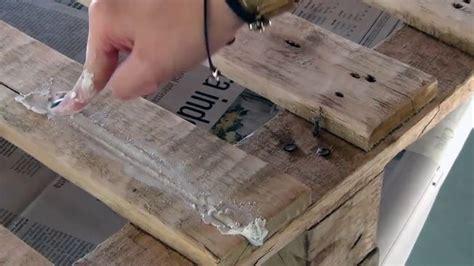 comment faire un canap en palette comment fabriquer un canapé en palettes de bois très