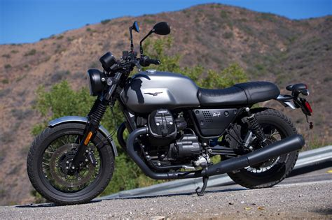 Review Moto Guzzi V7 Iii by 2018 Moto Guzzi V7 Iii Review 10 Fast Facts