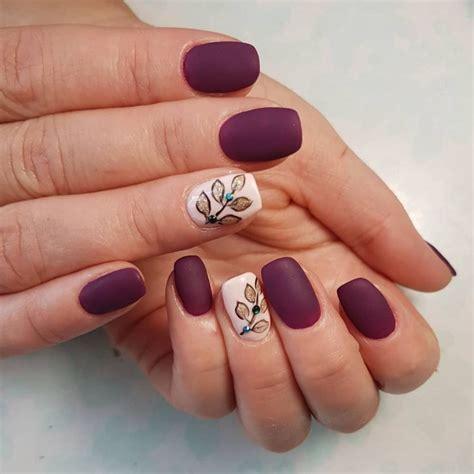 Шикарный бордовый маникюр 20202021 тренды и модные идеи дизайна ногтей в цвете бордо . Beautylooks