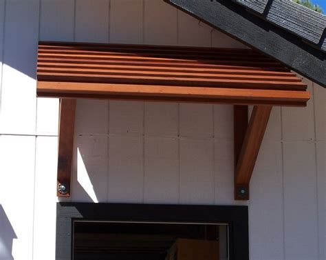 wood awning plans   images collections hd
